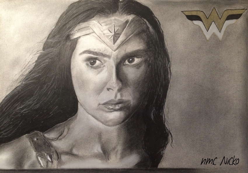 Gal Gadot by Nicko22